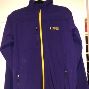 Purple LSU Jacket
